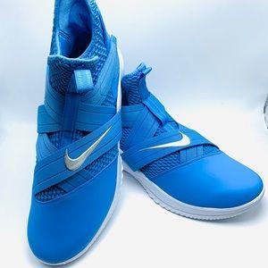 Nike Lebron Soldiers XII Rare Carolina Blue Men 17
